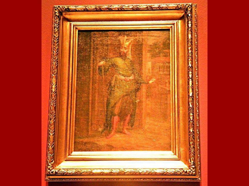 Yeniçeri Jean Baptiste Vanmour Tuval üstüne yağlıboya 1704 Janissary, Jean Baptiste Vanmour Oil on canvas 1704