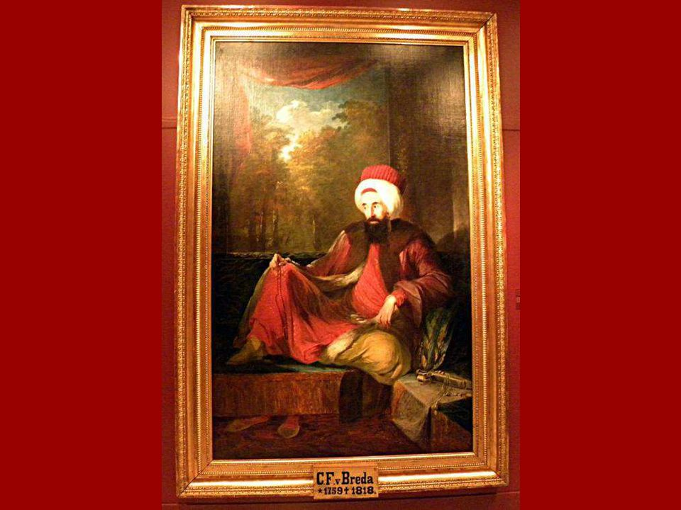 Yusuf Agah Efendi, Carl Fredrik von Breda, Tuval üstüne yağlıboya 1894-1896 Yusuf Agah Efendi Carl Fredrik von Breda Oil on canvas 1894-1896