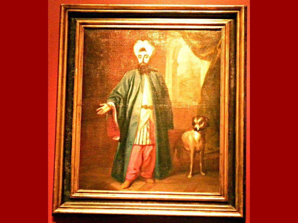 Mehmed Said Efendi, Ressamı belirsiz, George Engelhardt Schröder Tuval üstüne yağlıboya 18.yüzyıl sonrası 1733 Mehmed Said Efendi, Unknown painter Geo