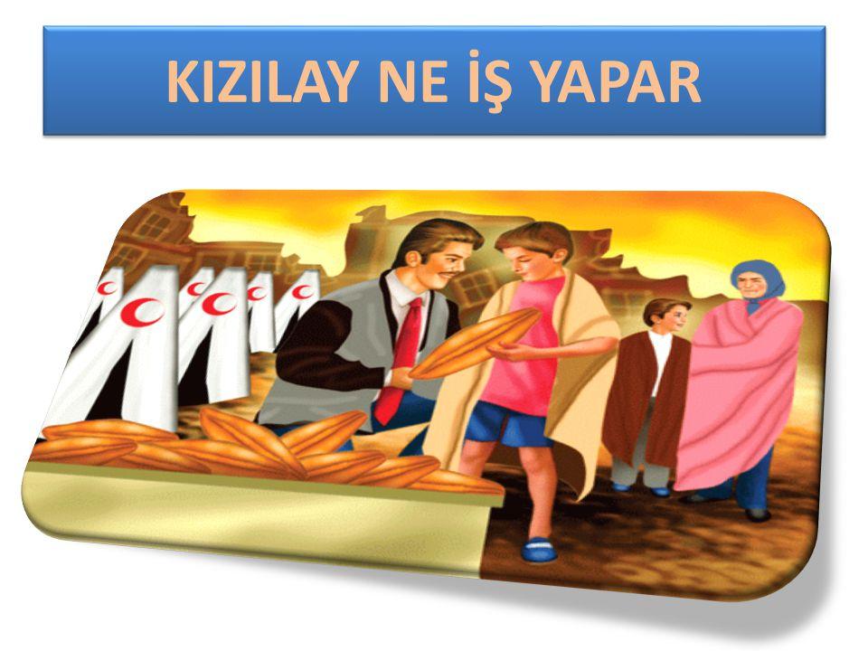 Kısa Bilgi Kızılay, Osmanlı İmparatorluğu nda Osmanlı Yaralı ve Hasta Askerlere Yardım Cemiyeti adı ile 1868 yılında faaliyete geçmiş, en son 1947 yılında Türkiye Kızılay Derneği ismini almıştır.