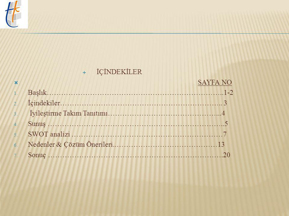 TKGM'de Teknolojinin Kullanımı ve Eksik Yönleri Çalışma Raporu ADIYAMAN 2012