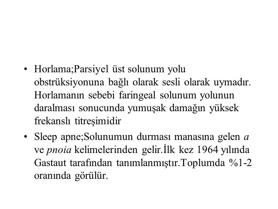 16- Thawley S E.Sleep apne disorders.