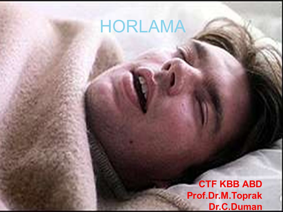 HORLAMA CTF KBB ABD Prof.Dr.M.Toprak Dr.C.Duman