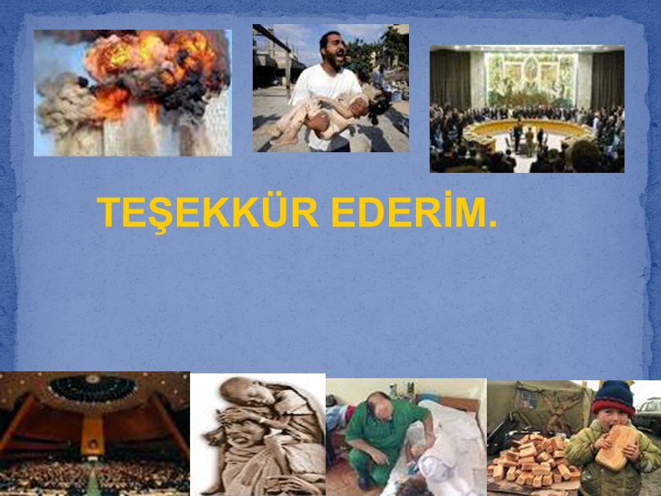 109 TEŞEKKÜR EDERİM.