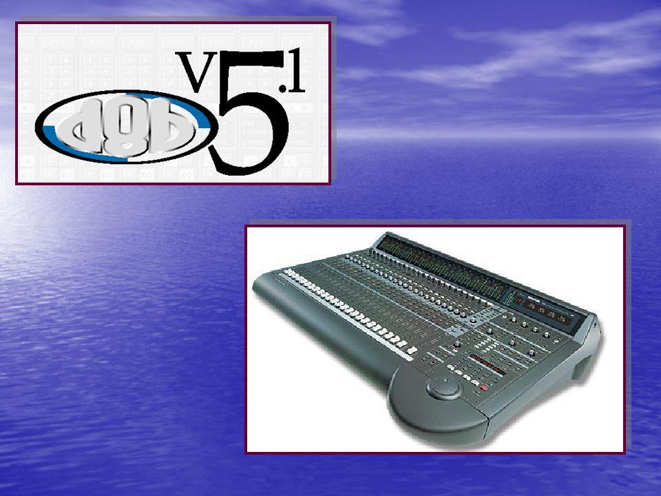Mixing console'un kanal yönlendirme ve main out seçeneklerinin aktifleştirildiği bölümdür.Ayrıca setup,effect ve plug-in gibi parametreler bu bölümden kontrol edilir.