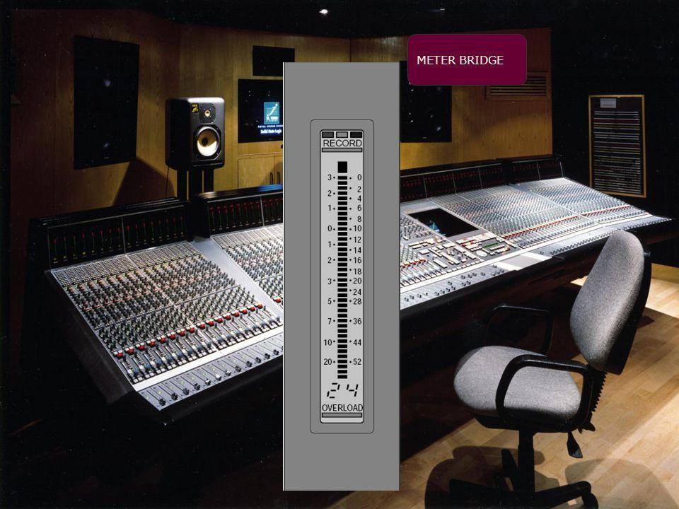MIX; Master sectiondaki mix butonu basıldığında,konsol şekildeki gibi çalışmaya başlar.Bu mod yaptığımız kayıda mixdown yapacağımız zaman kullanılır.
