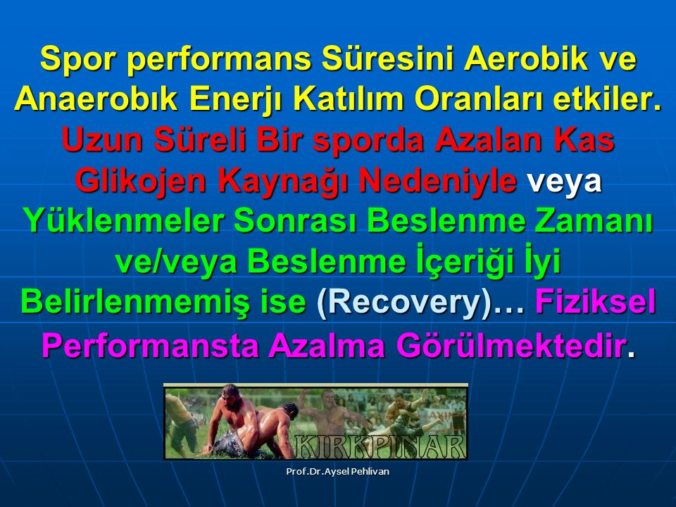 Prof.Dr.Aysel Pehlivan 1st.SEASON 1st. Measurement 2nd.