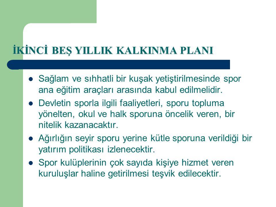 """TÜRKİYE'DE HERKES İÇİN SPOR FELSEFESİ Türkiye'de """"Herkes İçin Spor"""" fikrinin ortaya çıkışı Atatürk ile olmuştur. Atatürk """"Türk sosyal bünyesinde spor"""