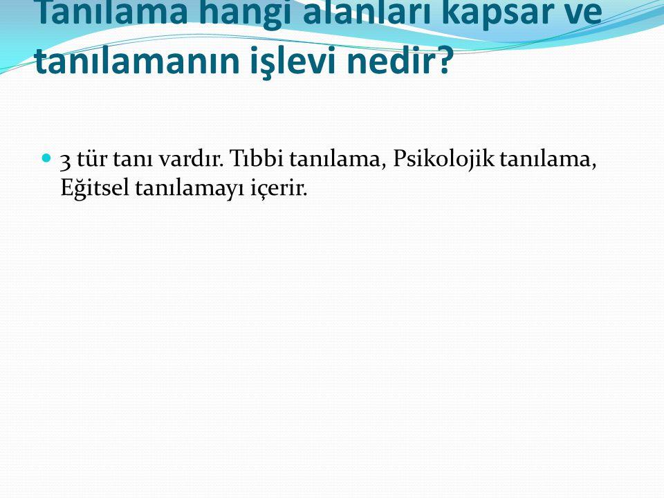 45.Türkiye'de 268 özel eğitim okulu ve 351 özel eğitim ve rehabilitasyon kurumu vardır.