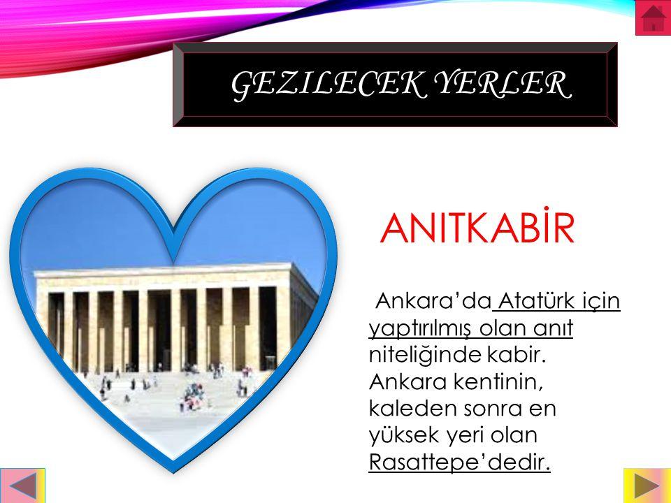  Günümüzde Ankara kenti eski yerleşme alanını her yönden aşmış ve geniş bir alana yayılmıştır.  Eski kesimi iki bölümden oluşur. Hisar tepesinde yer