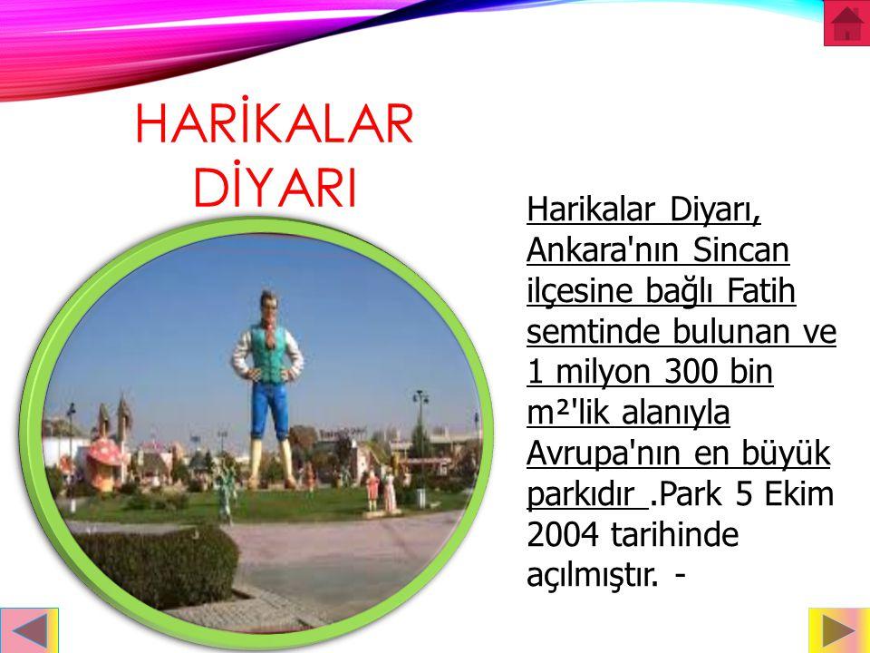 GEZILECEK YERLER ANITKABİR Ankara'da Atatürk için yaptırılmış olan anıt niteliğinde kabir. Ankara kentinin, kaleden sonra en yüksek yeri olan Rasattep