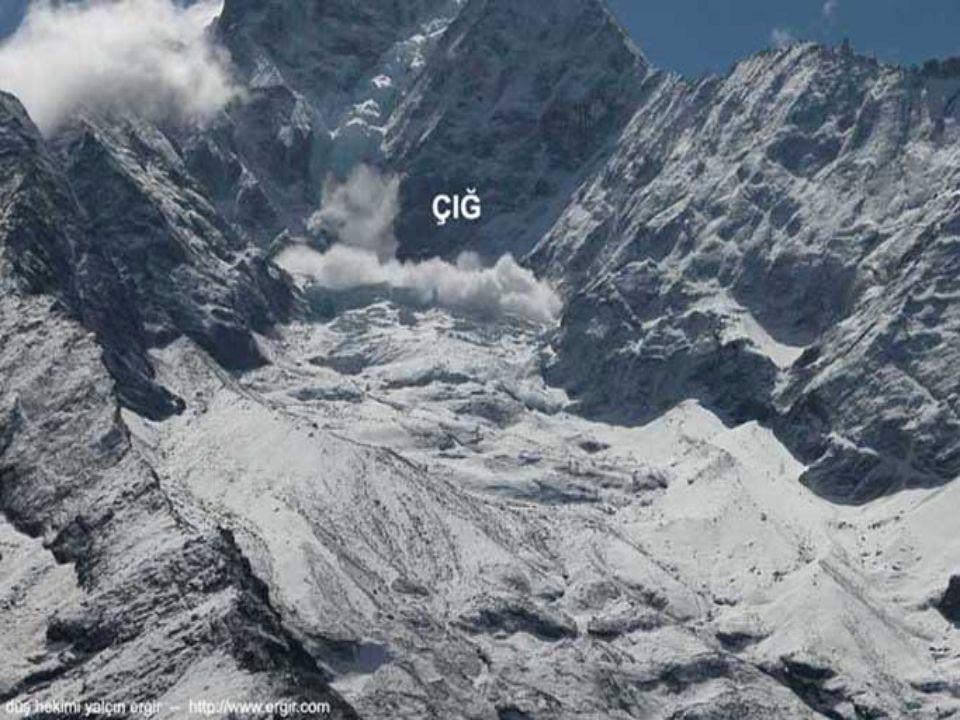 Ben de dünyanın sayılı dağcılarından Tunç Fındık'ın 8501 metrelik Lhotse Dağı zirvesi yapacak ekibiyle birlikte olduğum için kalabiliyorum.