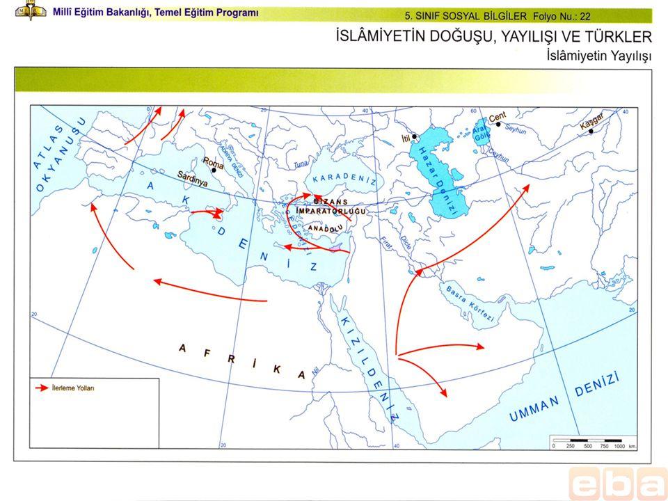 İSLAMİYETİN DOĞUŞU VE YAYILIŞI (İslamiyet ten Önce Arap Yarımadası) İSLAMİYETİN DOĞUŞU VE YAYILIŞI (İslamiyet ten Önce Arap Yarımadası) Siyasi Durum: Siyasi Durum: Güney Arabistan Devletleri Güney Arabistan Devletleri 1-MAİN DEVLETİ: 1-MAİN DEVLETİ: (M.Ö.