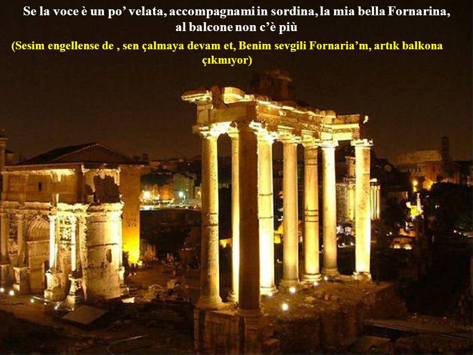 Fontana di Trevi – Trevi Çeşmesi : 26 m yüksekliği ve 20 m genişliğiyle Roma'nın en büyük çeşmesidir.