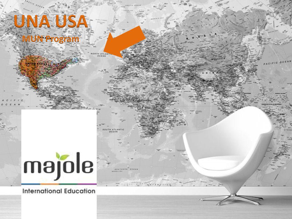 2- 10 Aralık 2012 Model United Nations ( Model Birleşmiş Milletler Konferansı) Dünya'nın çeşitli ülkelerinden yüzlerce öğrencinin bir araya gelerek, dünya sorunlarını tartıştığı bir platformdur.