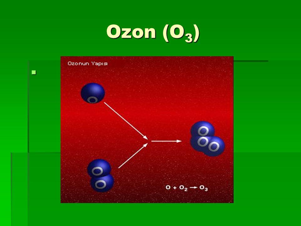 Peki ozonu neden ölçeriz??.