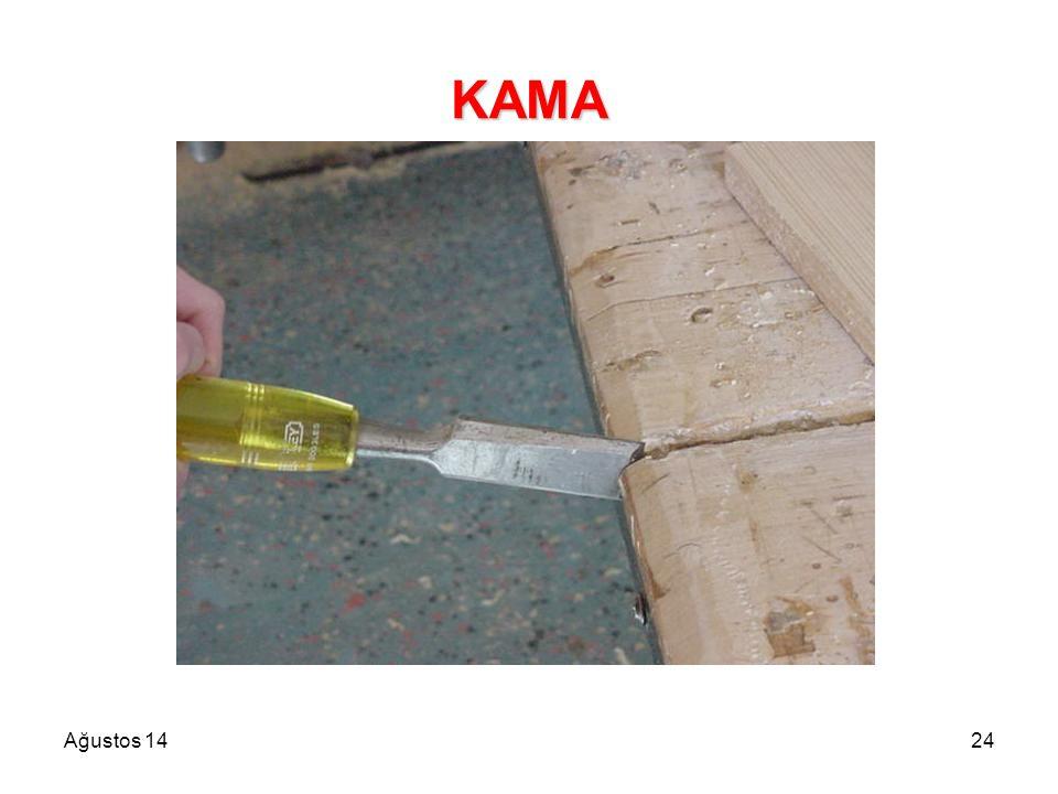 Ağustos 1424 KAMA