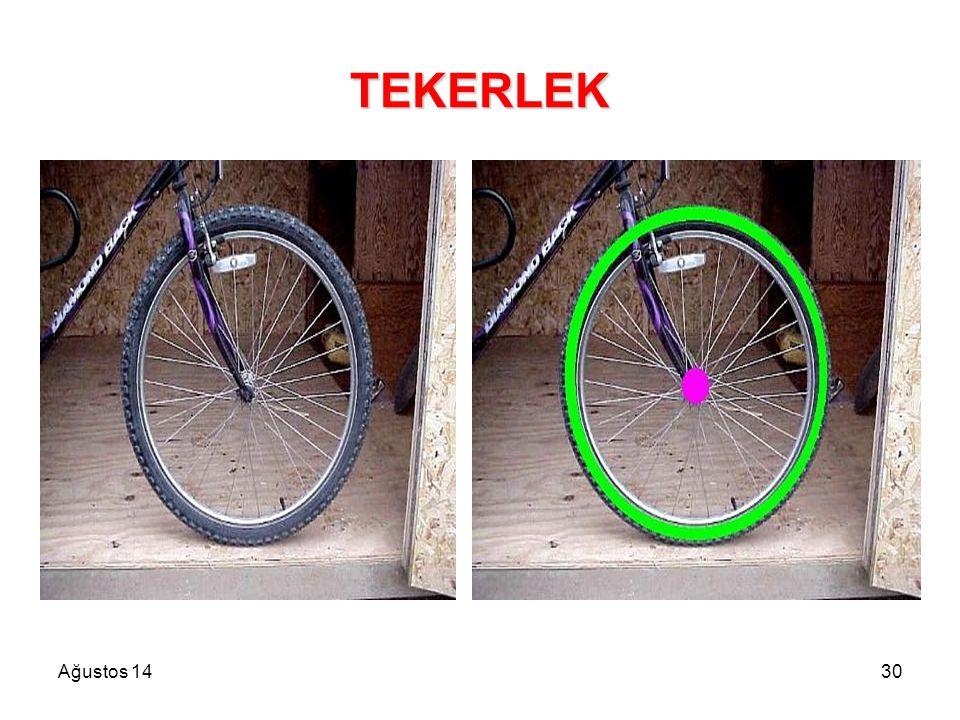 Ağustos 1430 TEKERLEK