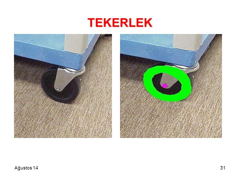 Ağustos 1431 TEKERLEK