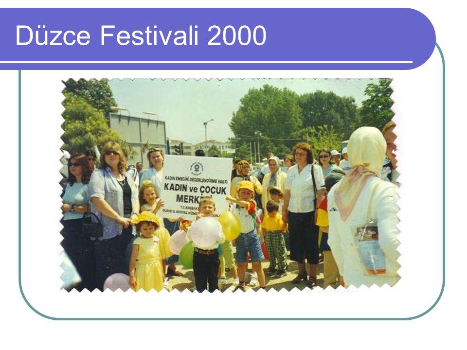 Düzce Festivali 2000