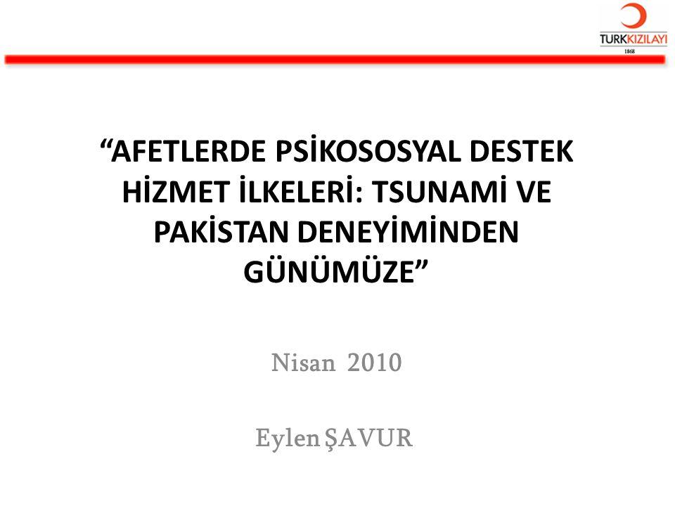 TSUNAMİ OPERASYONU Türkiye'nin en büyük insani yardım operasyonlarından biridir ve kapasite geliştirme projeleri arasında yer almaktadır… Endonezya İnsani Yardım Operasyonu