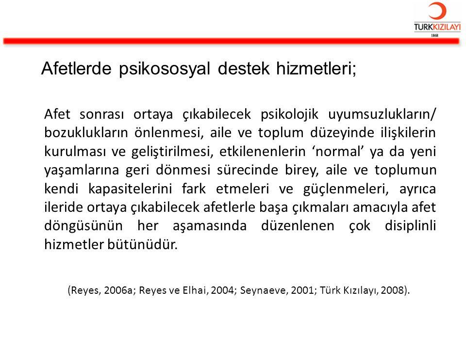 Türk Kızılayı Uluslararası Kızılay Kızılhaç Dernekleri Federasyonu na üye 186 Ulusal Dernekten biridir.