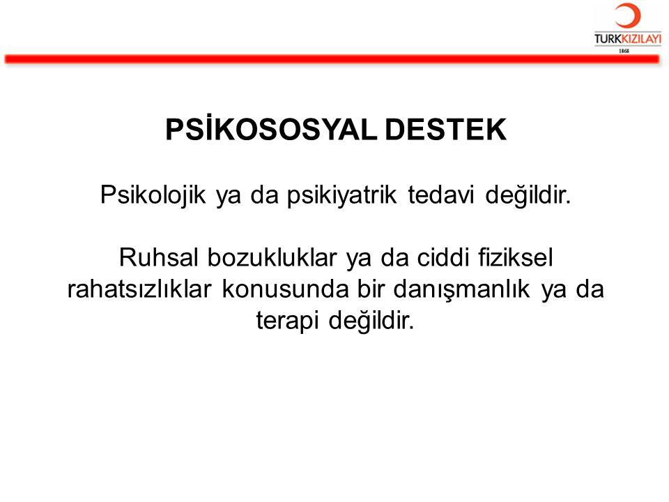 'Türk Kızılayı' 11 Haziran 1868 Osmanlı Yaralı ve Hasta Askerlere Yardım Cemiyeti olarak kurulmuş, 1947'de bugünki adını alarak çalışmalarına devam etmektedir.