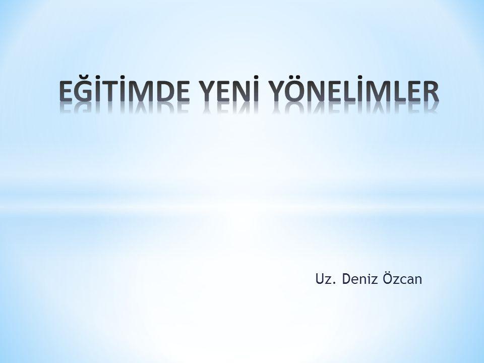 Uz. Deniz Özcan