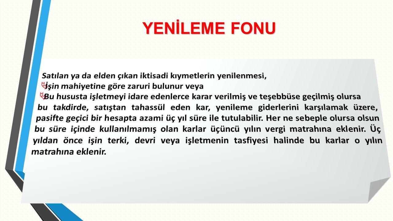 YENİLEME FONU 57