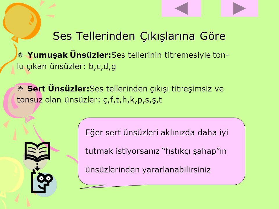 ÖRNEK: 1993/LGS Aşağıdaki cümlelerin hangisinde kaynaştırma harfi kullanılmıştır.