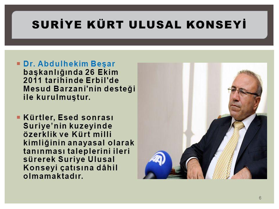  Türkiye, Suriye'deki krizin Tunus, Mısır, Libya ve Yemen deki süreçlerden farklı seyredebileceğini öngörememiş  Türkiye, kısa sürede krizin tarafı haline gelmiş ve krizi tek başına yönetebileceğini değerlendirmiştir  Ankara, Suriye'deki krizin bölgesel ve küresel bir anlaşmazlığa dönüşebileceğini değerlendirememiştir.