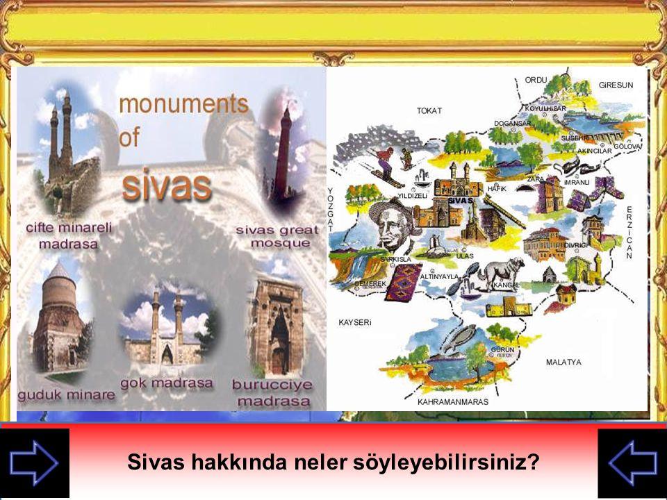 Kazanım 5. Şehir incelemesi yoluyla. Türk kültür, sanat ve estetik anlayışındaki değişim ve sürekliliğe ilişkin kanıtlar gösterir