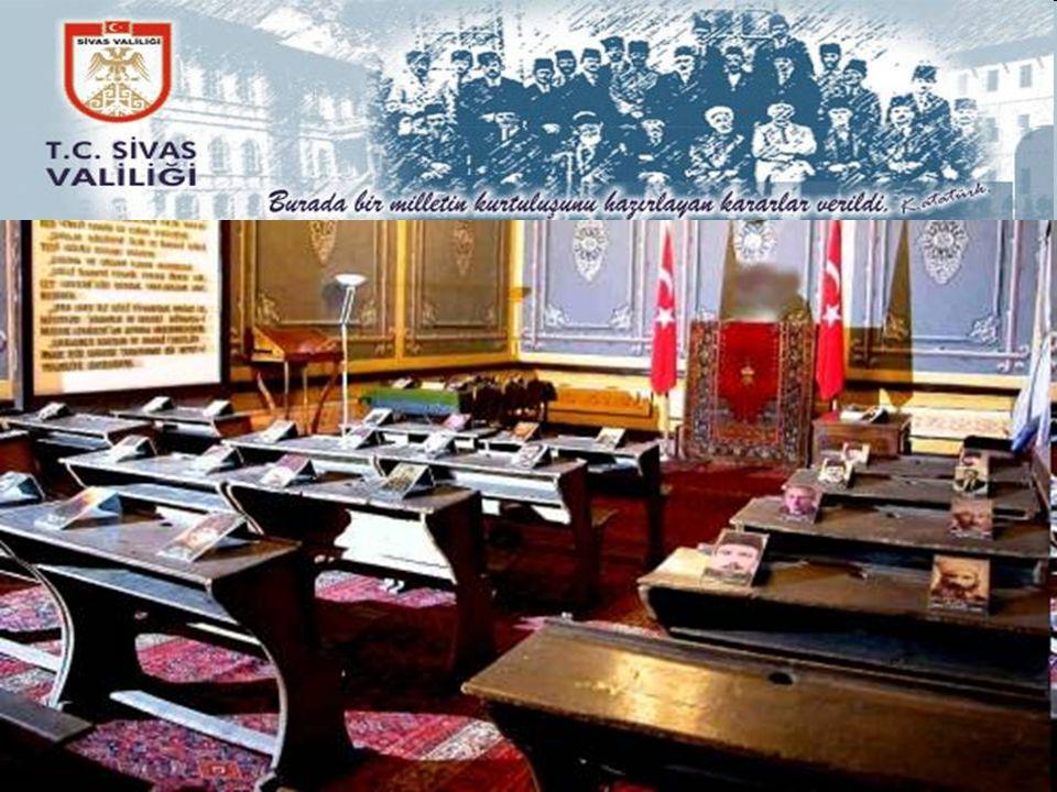 Çocuklar ben Evliya Çelebi'yim. 1649'da Sivas'ı da gezmiştim. O dönemlerde Sivas, surlarla çevrili 44 mahalle ve 4600 evden oluşmaktaydı. O dönemde de