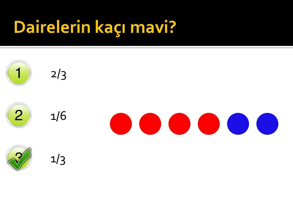  Buradaki amaç pay ve paydayı aynı sayıyla çarparak denk kesirler oluşturmaktır.