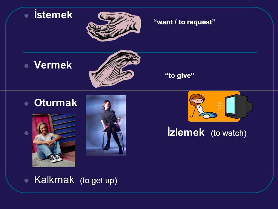 "Gelmek Dönmek ""to return"" ""to come (from)"""