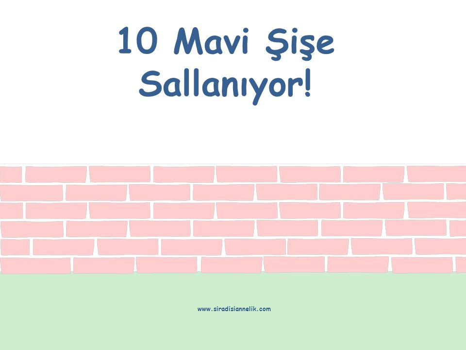 10 Mavi Şişe Sallanıyor! www.siradisiannelik.com