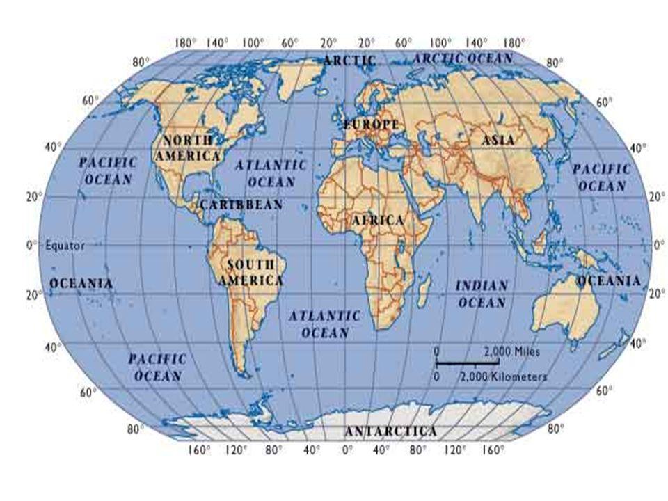 Atlas Okyanusu (Atlantik) Büyük Okyanus tan sonraki en büyük ikinci okyanustur.