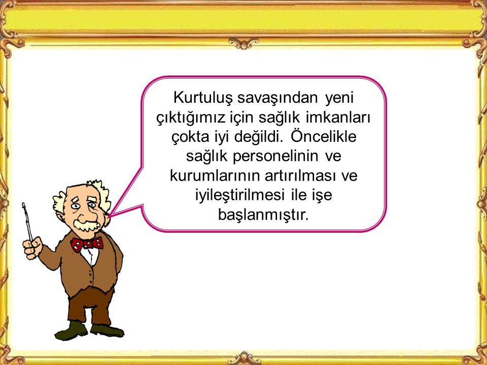 M. Kemal devletin hangi görevinden bahsetmektedir? Sağlık ve sosyal yardım konusunda izlediğimiz amaç şudur: Ulusumuzun sağlığının korunması ve kuvvet