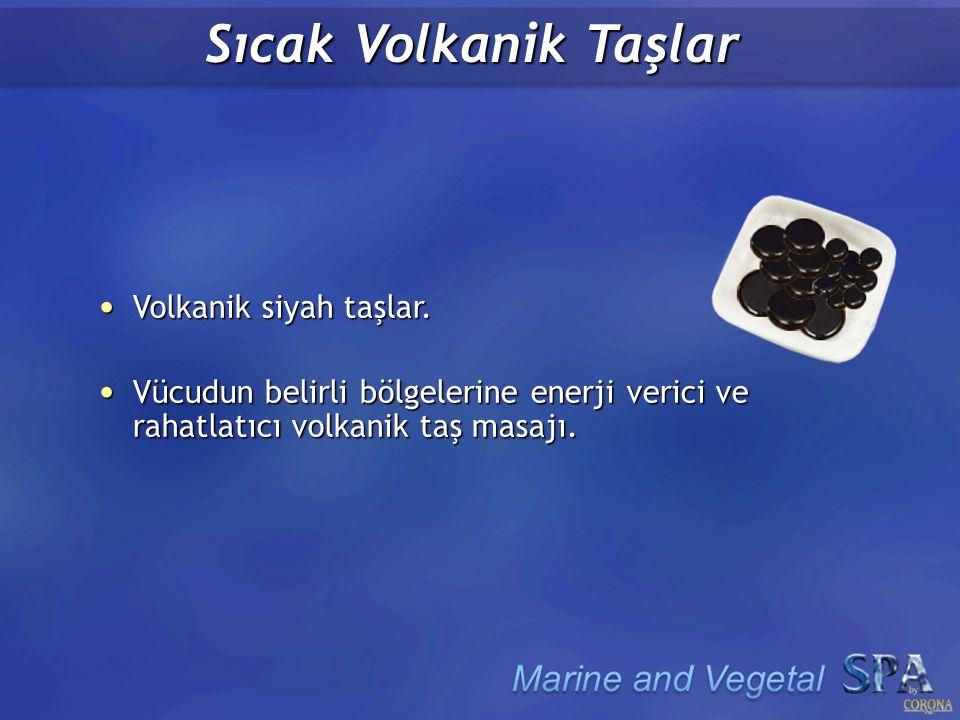Sıcak Volkanik Taşlar Volkanik siyah taşlar. Volkanik siyah taşlar.