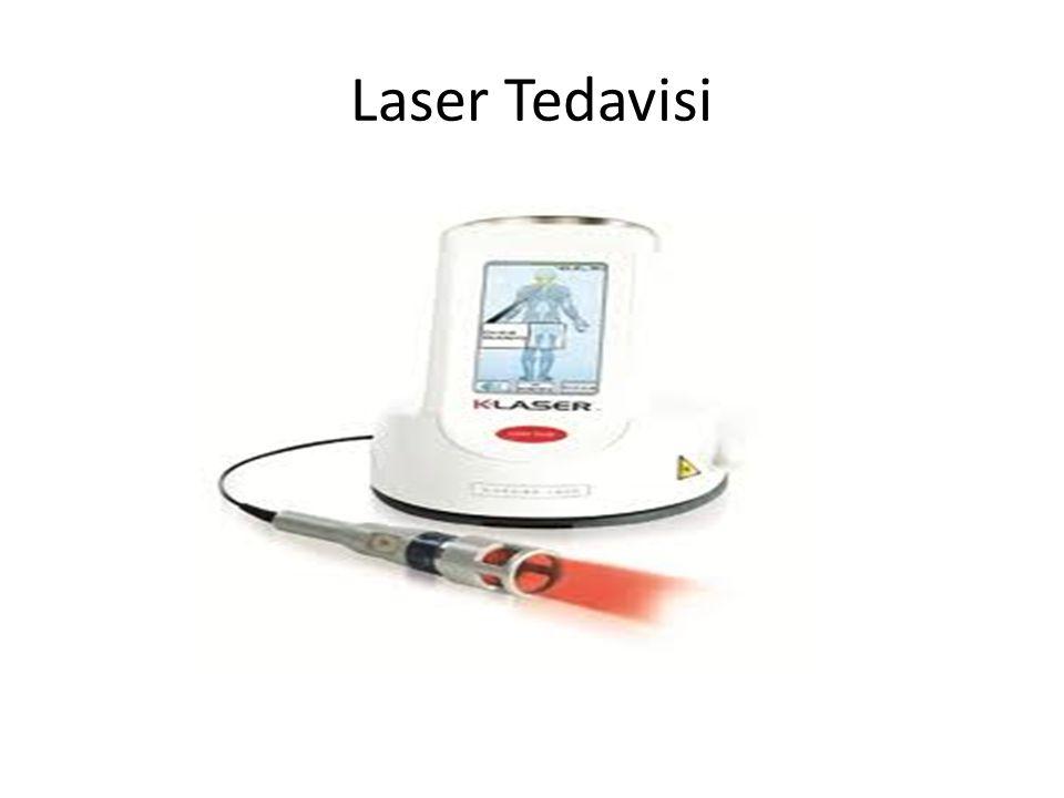 Laser Tedavisi