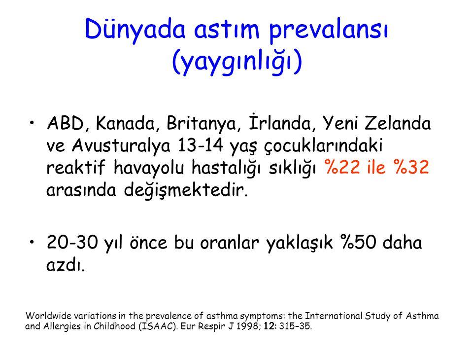 Süt-astım Ankara'da yapılan bir çalışmada süt tüketiminin astım ve saman nezlesini artırdığı ortaya konmuştur (1).