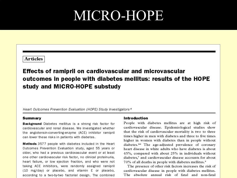 MICRO-HOPE