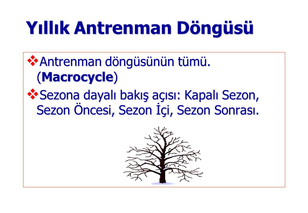 © 2005 The McGraw-Hill Companies, Inc. All rights reserved. Antrenman ve Kondüsyonda Periodizasyon  Profösyonel atletler artık eski tarz sezonlar geç