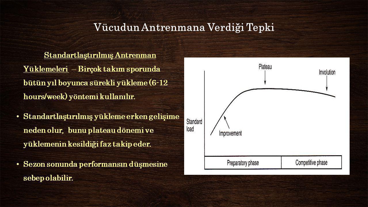 Matveyev'in Periodizasyon Modeli (Amatör Sporcu Modeli)