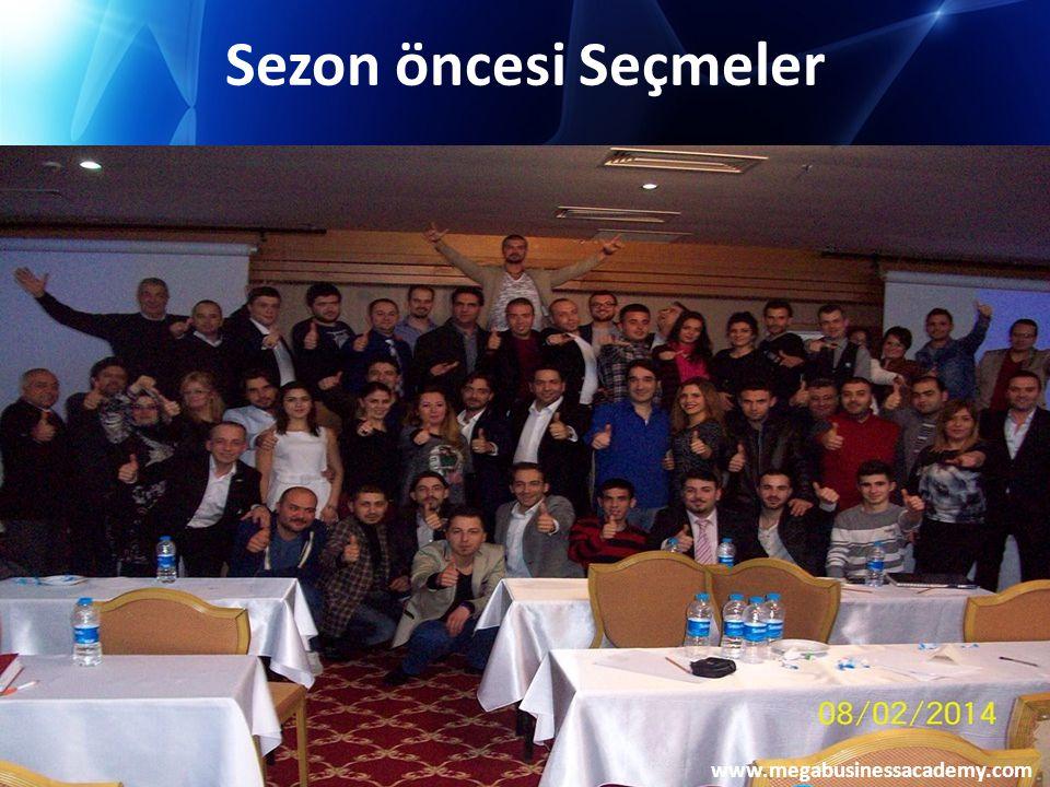www.megabusinessacademy.com RAKİP TAKIMI TANIYALIM.