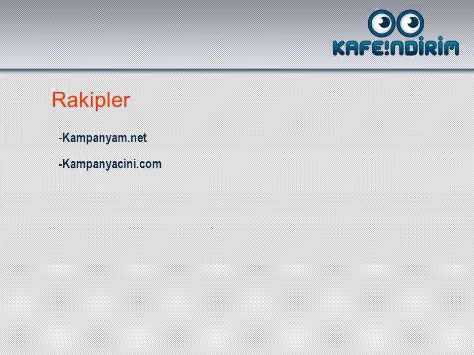 Rakipler - Kampanyam.net -Kampanyacini.com