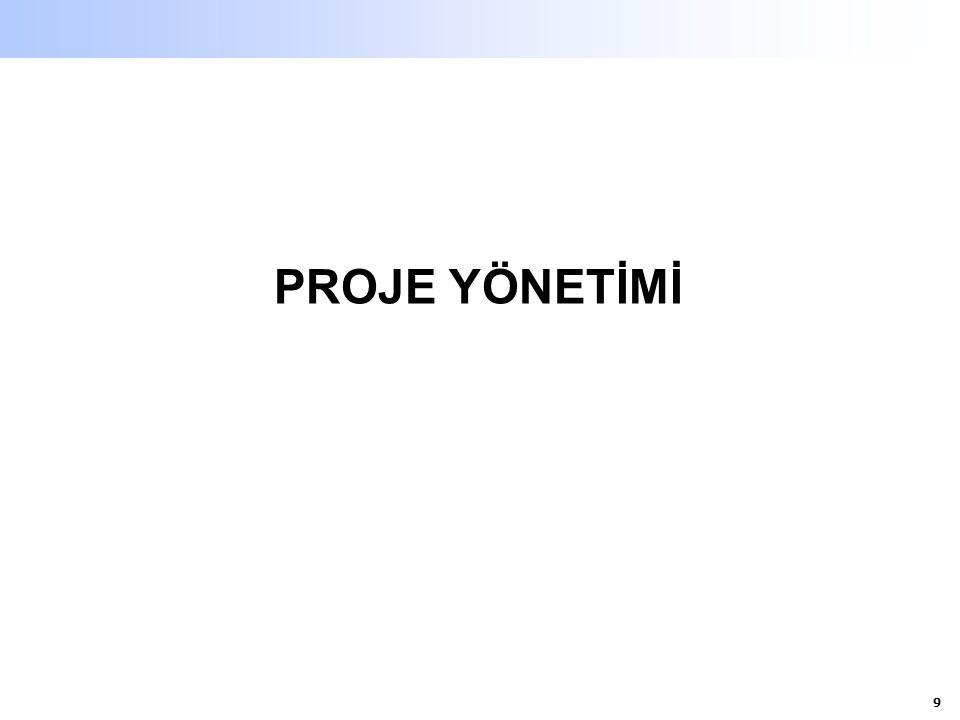 20 DUYGUSAL ZEKA – PROJE YÖNETİMİ I.ETKİLİ KARAR VERME II.ÇATIŞMA YÖNETİMİ III.ZOR EKİP ÜYELERİYLE BAŞ EDEBİLME