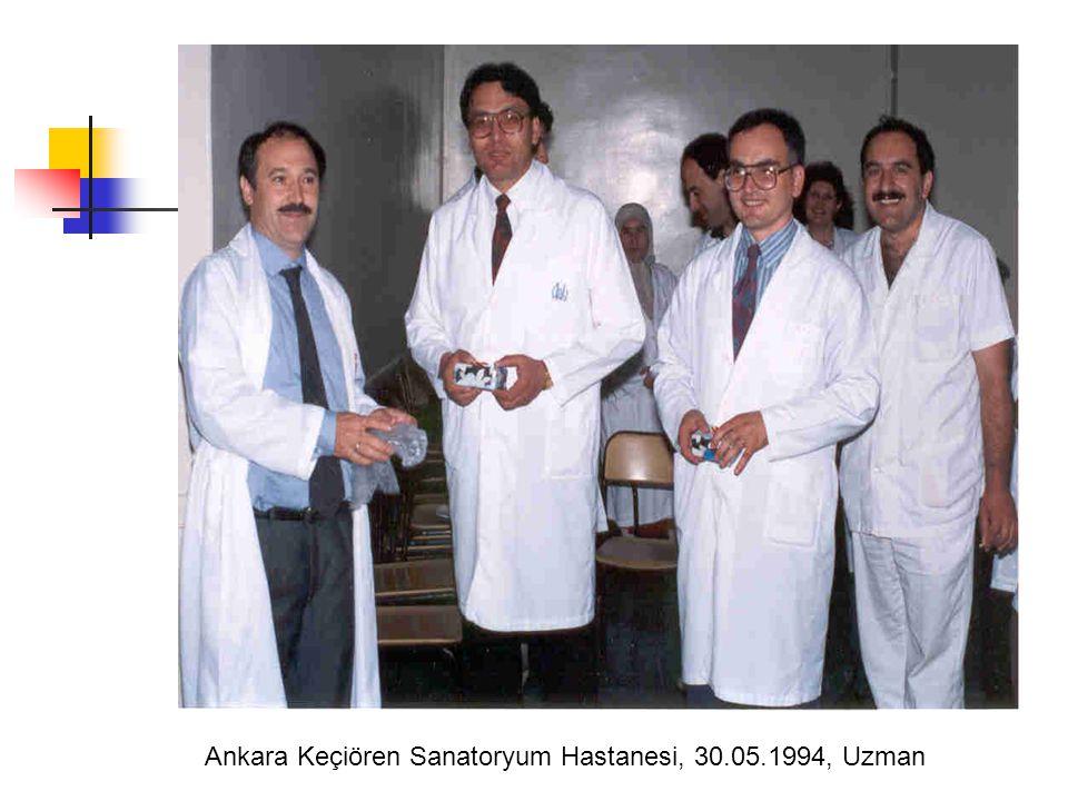 Van YYÜ Tıp Fakültesi, 15.11.1994, Yardımcı Doçent
