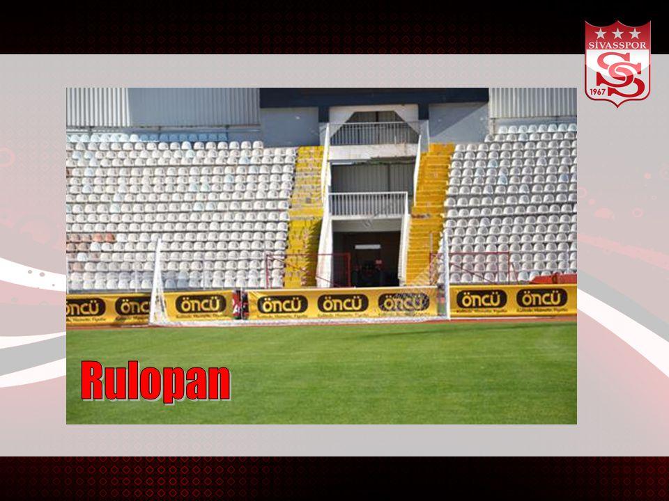 Antrenman Sahası Reklam Alanları Futbol A Takımımızın çalışmalarını yaptığı antreman sahalarında reklam alanları.