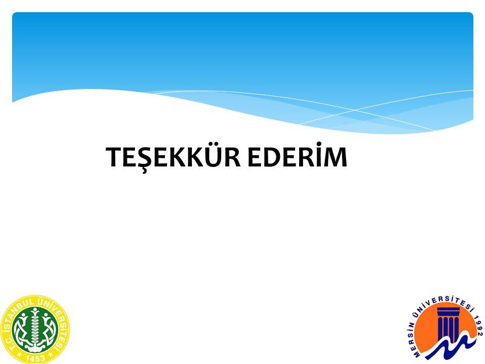 TEŞEKKÜR EDERİMTE